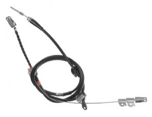 Toyota Land Cruiser Prado/Colorado 3.0TD D4D KDJ95-LWB - Parking Brake Cable Complete